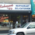THE BRONX IS UP (Liebman's Deli)