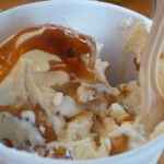 #98 – SALTED CARAMEL PRETZEL ICE CREAM at THE GENERAL GREENE