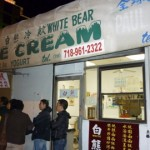 BACK TO ICE CREAM? (White Bear)
