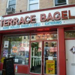 IS BIGGER BETTER? (Terrace Bagels)