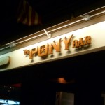 PONY UP YOUR FIVE BUCKS (Chelsea Brewing Company's Wheat Wine at The Pony Bar)