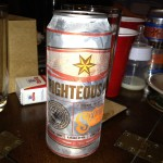NICE CANS (Sixpoint's The Crisp and Righteous Ale)