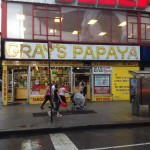 FIFTY SHADES OF GRAY'S (Gray's Papaya)