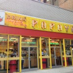 LONG LIVE THE KING (Papaya King)