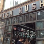 HOW 'BOUT A NOSH? (Nish Nush)