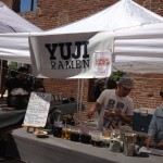 DISH OF THE WEEK: Yuji Ramen's Squid Tan Tan at SMORGASBURG