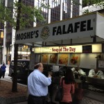 THE CART OF FALAFEL (Moshe's Falafel)