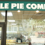 DISH OF THE WEEK: Sour Cream Apple Walnut Pie at LITTLE PIE COMPANY