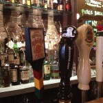 DIVIDED WE DRINK (Brooklyn Brewery's Scorcher #366 at Rosamunde Sausage Grill)