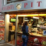 FALAFEL REVIEW: University Pita