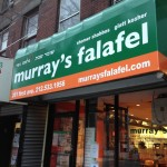 FALAFEL REVIEW: Murray's Falafel