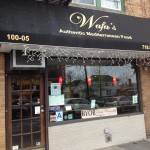 FALAFEL REVIEW: Wafa's