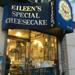 DISH OF THE WEEK: Chocolate Bourbon Cheesecake at EILEEN'S SPECIAL CHEESECAKE