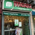 FALAFEL REVIEW: Maoz Vegetarian