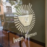 DISH OF THE WEEK: 1,000 Year Old Deviled Egg at IVAN RAMEN