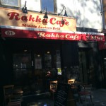 FALAFEL REVIEW: Rakka Cafe