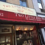 CHEESECAKE REVIEW: Two Little Red Hens