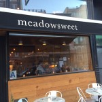 DISH OF THE WEEK: Day Boat Scallops at MEADOWSWEET