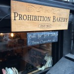 NY CRAFT COCKTAIL TOUR: Prohibition Bakery