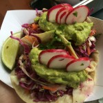 DISH OF THE WEEK: Tacos at TACOWAY BEACH