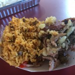 DISH OF THE WEEK: Lechon Asado from LECHONERA LA PIRAÑA at VENDY PLAZA