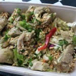 100 BEST '15: ROASTED CHICKEN 'CHIMI' SALAD at NUM PANG