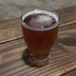 DISH OF THE WEEK: Cherry Tree Red Ale at GUN HILL BREWING COMPANY