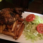 DISH OF THE WEEK: Pollo ala Brasa at INCA'S GRILL PERUVIAN CUISINE