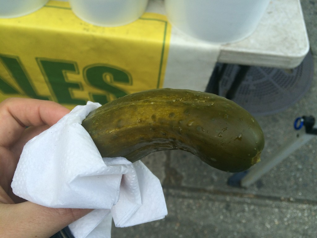Horseradish Pickle from HORMAN'S BEST PICKLES