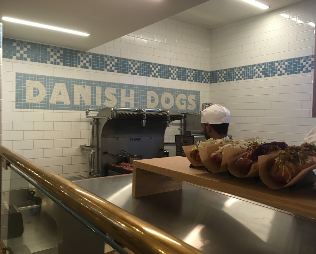 DANISH DOGS, 89 East 42nd Street (at Park Avenue), Inside Grand Central Terminal, Midtown East