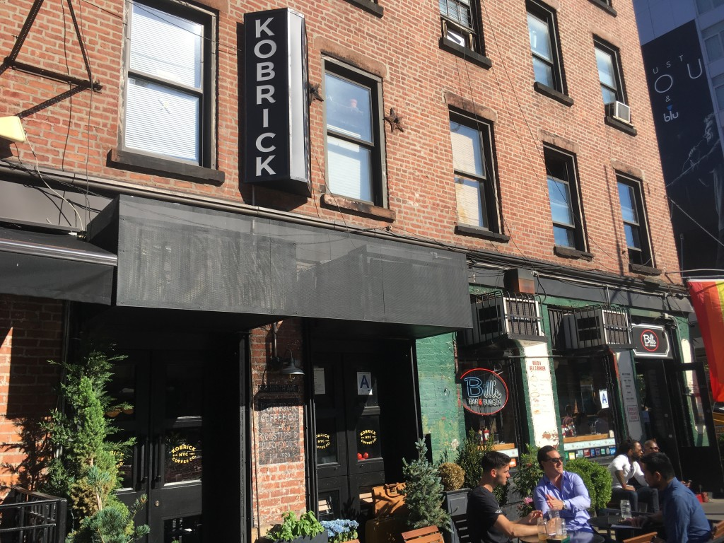 KOBRICK COFFEE CO., 24 Ninth Avenue (between West 13th and West 14th Street), Meatpacking District