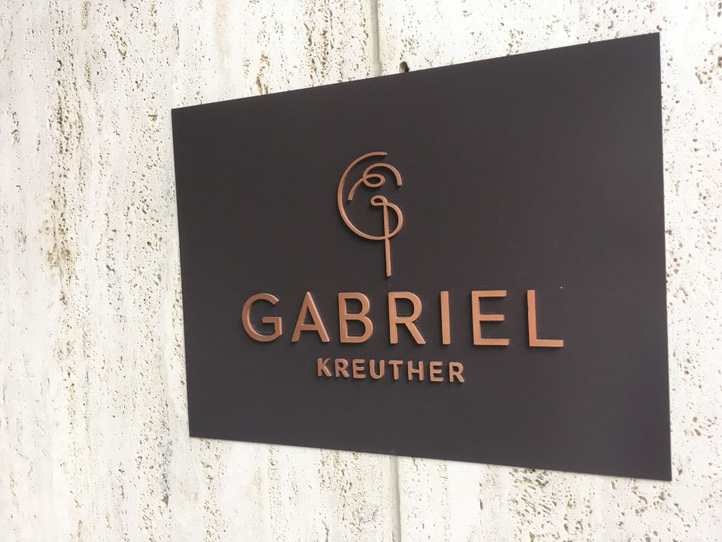 GABRIEL KREUTHER, 41 West 42nd Street (between Fifth and Sixth Avenue), Midtown West