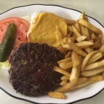 DISH OF THE WEEK: Cheeseburger at JOE JUNIOR RESTAURANT