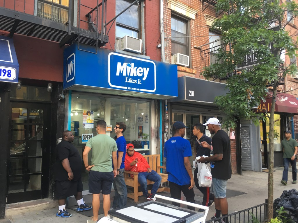 MIKEY LIKES IT, 199 Avenue A (between East 12th and East 13th Street), East Village