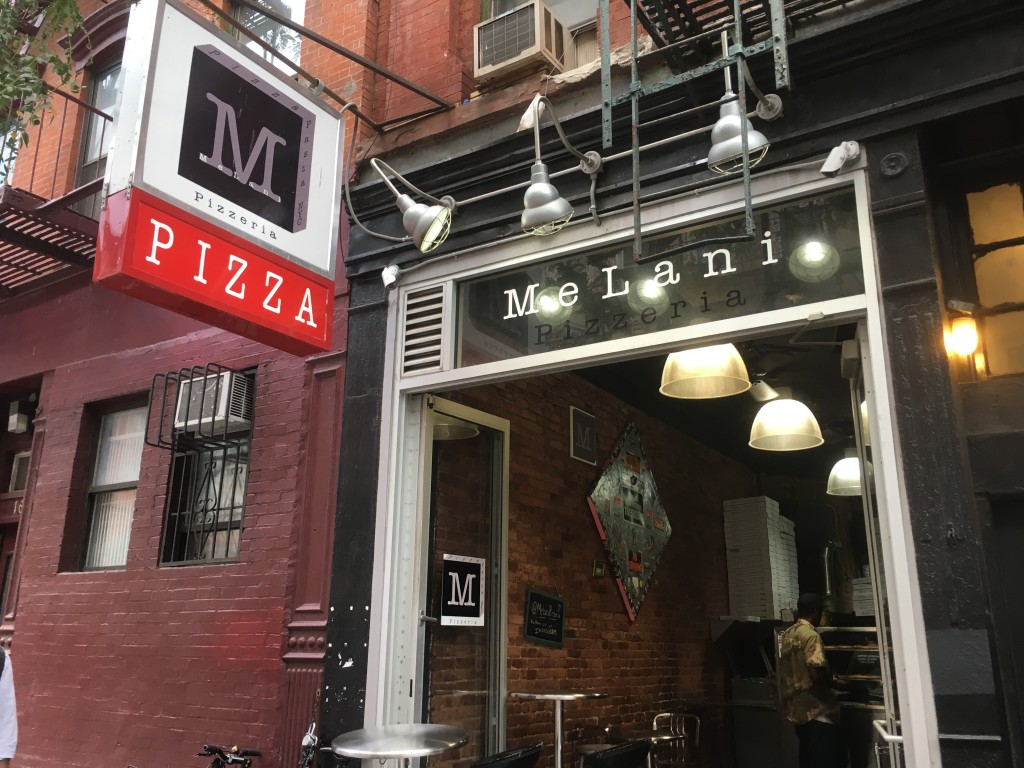 MELANI PIZZA, 170 Rivington Street (between Clinton and Ridge Street), Lower East Side