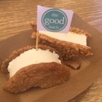 DISH OF THE WEEK: Ice Cream Sandwiches from THE GOOD BATCH at THE VENDY AWARDS