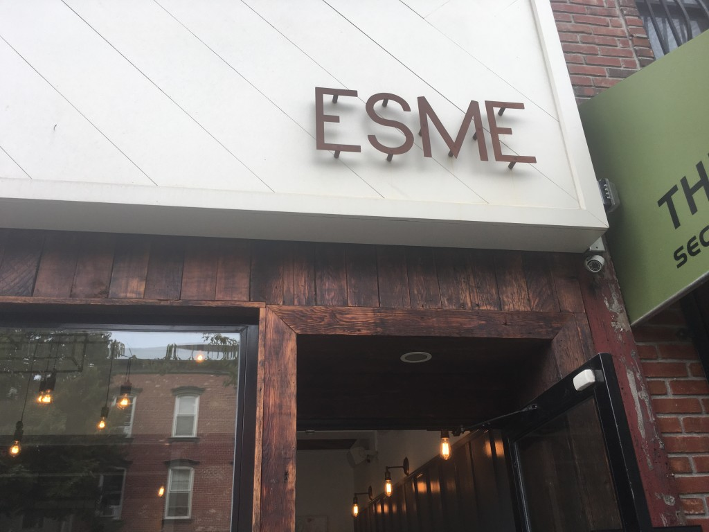 ESME, 999 Manhattan Avenue (between Green and Huron Street), Greenpoint, Brooklyn