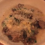 "DISH OF THE WEEK: Shiitake ""Cacio e Pepe"" at NIX"