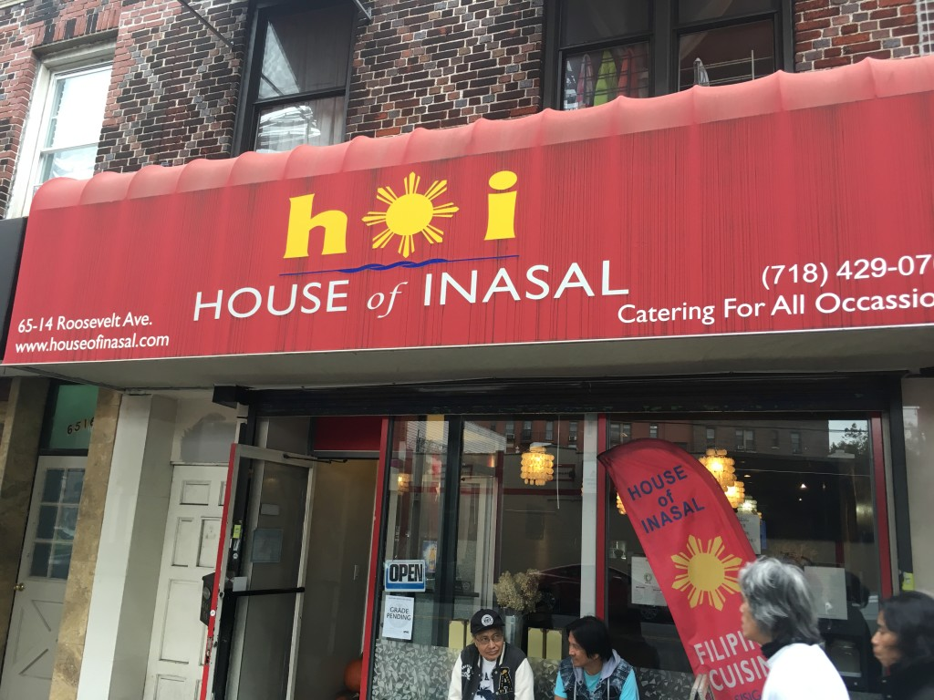 HOUSE OF INASAL, 65-14 Roosevelt Avenue (between 67th Street and 65th Place), Woodside, Queens