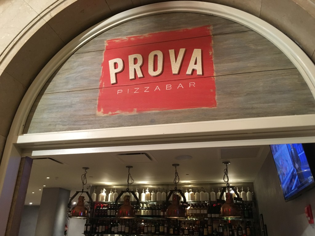 PROVA PIZZABAR, Grand Central Terminal, 89 East 42nd Street (between Park Avenue and Vanderbilt Avenue), Midtown East