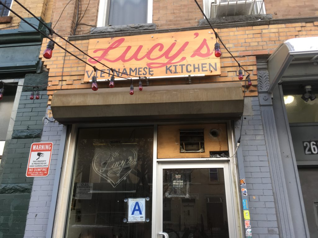 it doesnt seem like there has been much innovation in the local vietnamese food scene i think our options haven been so limited for so long that when - Lucys Vietnamese Kitchen