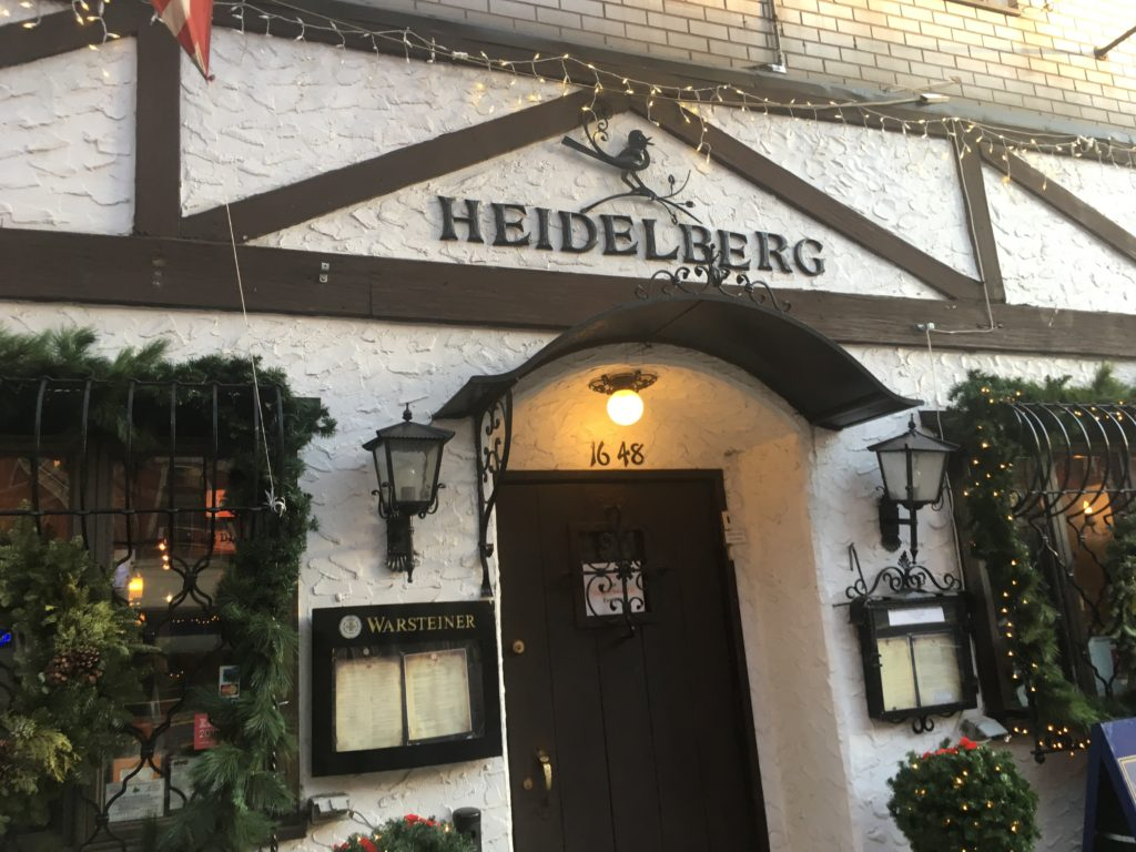German Christmas Restaurant Nyc.Nyc Best German Bars And Restaurants Eat This Ny