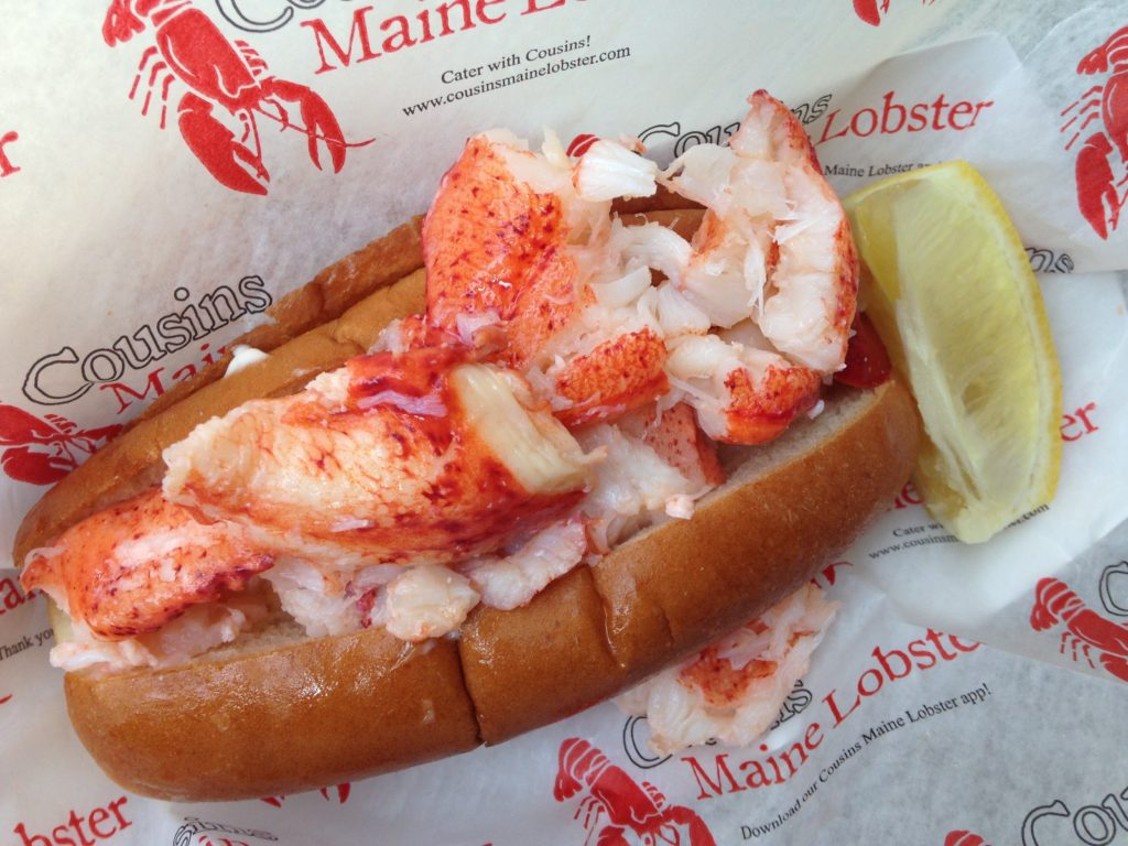 Cousins Maine Lobster   Eat This NY
